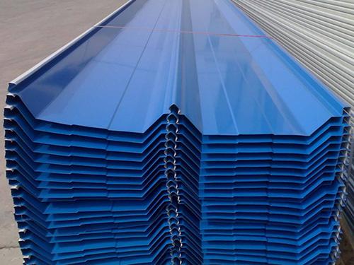 彩钢板接缝材料的施工顺序及安装解析