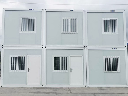集装箱集成房屋需要维护保养以及建造场所
