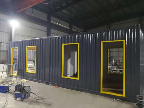 集装箱房屋的主要应用和优势及如何防止生锈