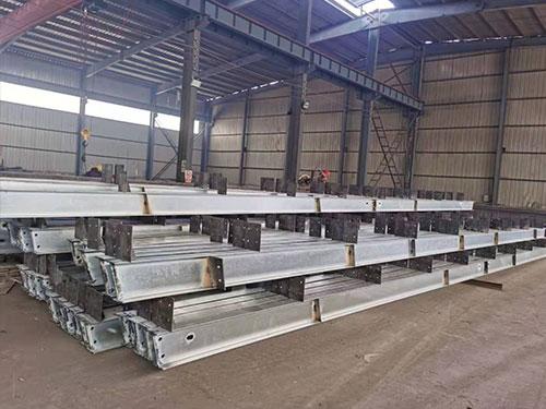 提高彩钢钢结构设计的主要措施与施工工艺